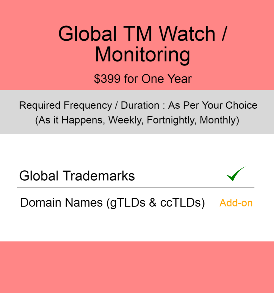Global TM Watching Package Fortnightly 12 Months