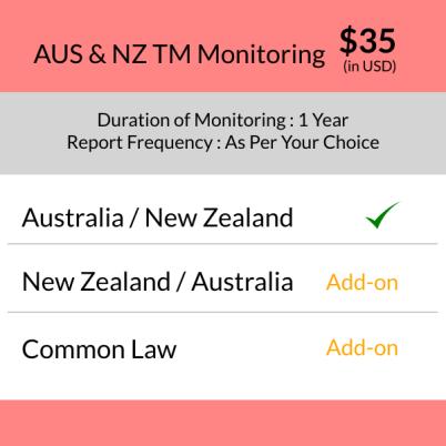 AUS & NZ TM Watch