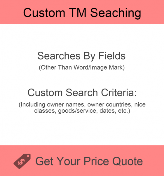 Custom TM Searching