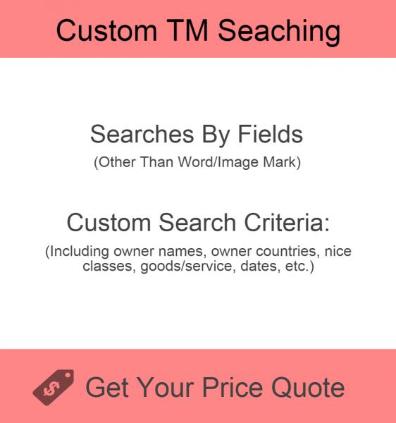 Custom TM Searching