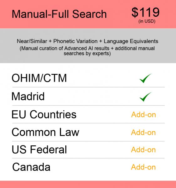 Europe TM Searching Manual-Full Search