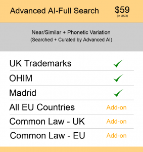 UK TM Searching Advanced AI–Full Search