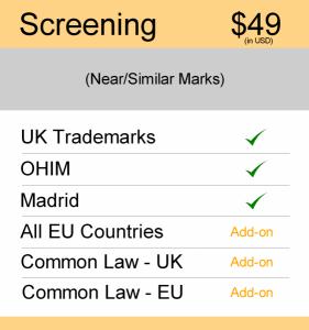 UK TM Searching Screening Search