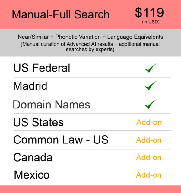 US TM Searching Manual-Full Search