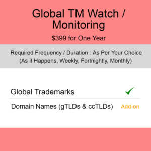 Global TM Watching Package : Fortnightly 12 Months
