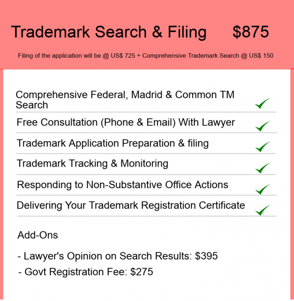 Trademark Search & Filing
